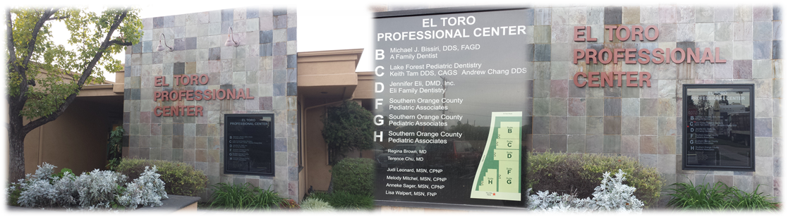 El Toro Professional Center Collage