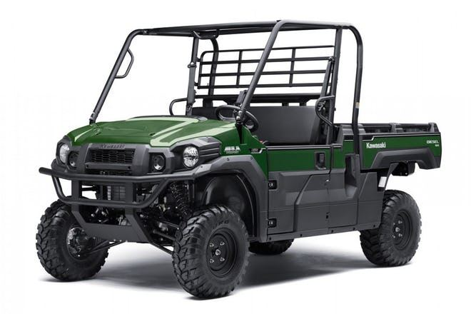 Kawasaki Mule Utility Vehicle