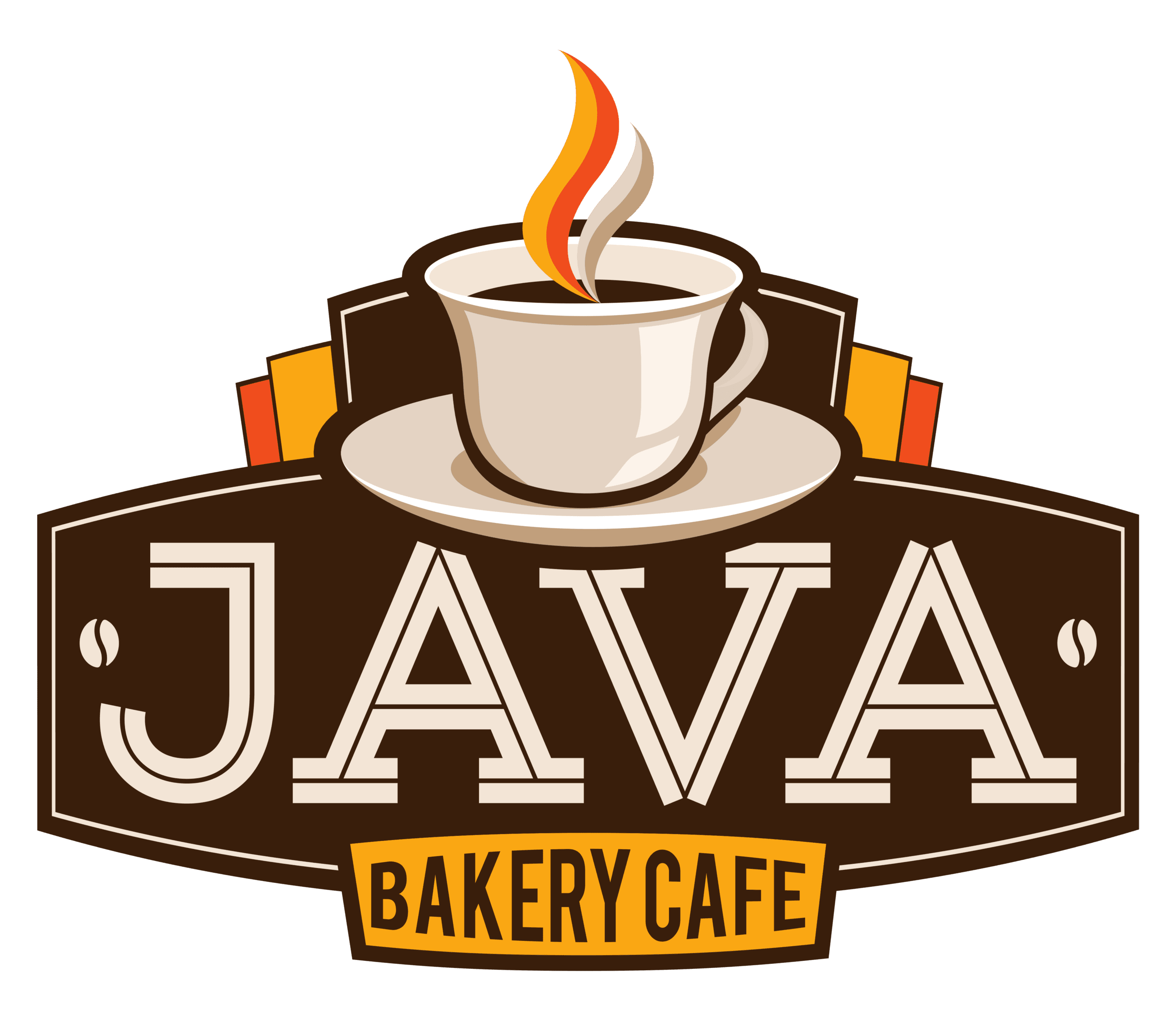 Java Bakery Cafe Logo