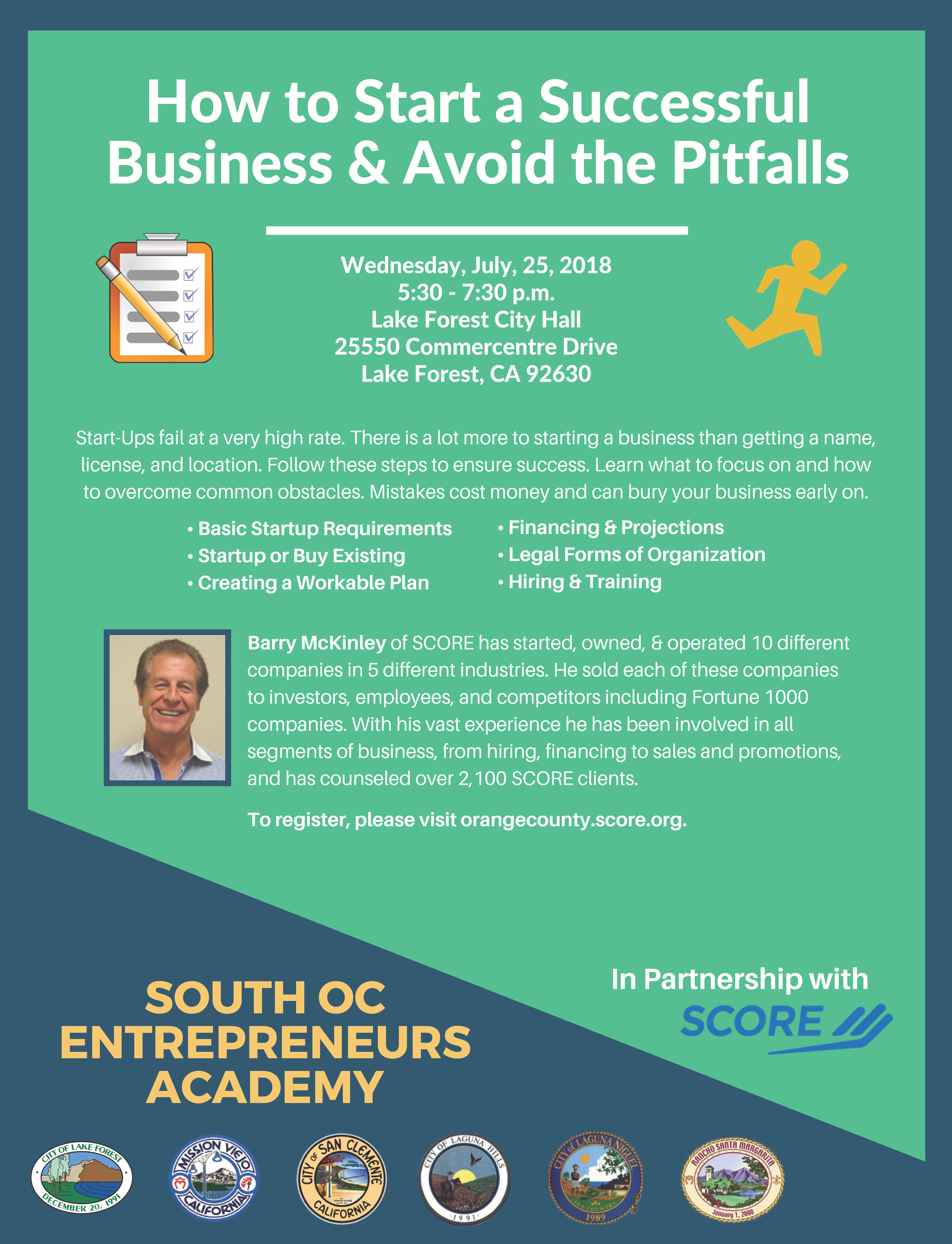 How To Start a Successful Business And Avoid the Pitfalls