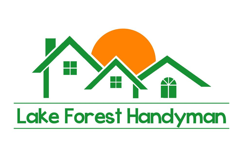 Lake Forest Handyman - Green Large Name